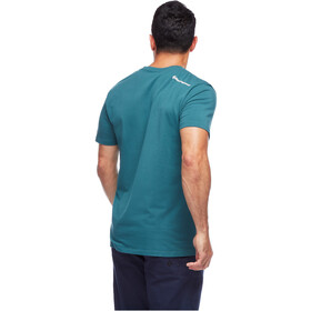 Black Diamond Idea SS Tee Herrer, raging sea